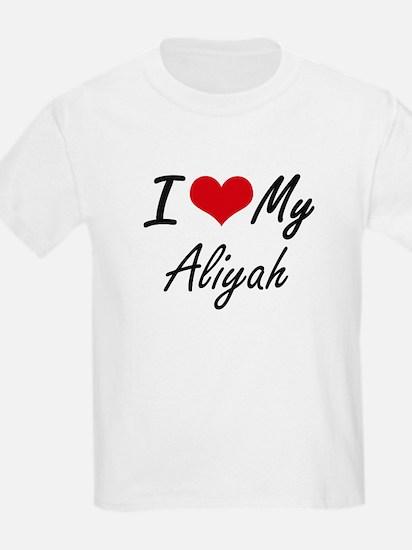 I love my Aliyah T-Shirt