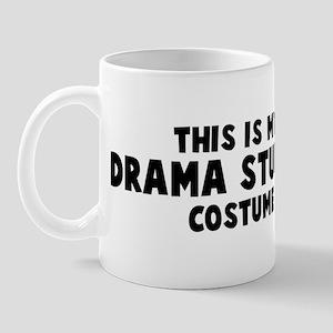 Drama Student costume Mug