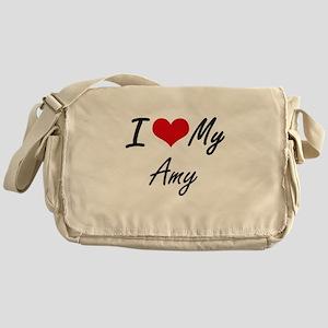 I love my Amy Messenger Bag