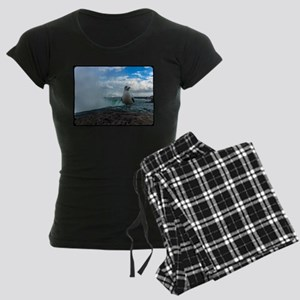Is this your first trip to Niagra? Pajamas