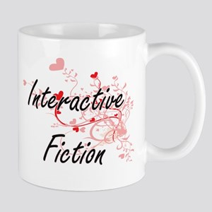 Interactive Fiction Artistic Design with Hear Mugs
