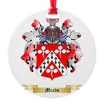 Meads Round Ornament