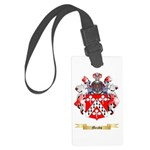 Meads Large Luggage Tag
