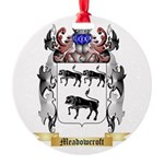 Meadowcroft Round Ornament