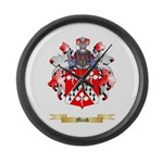 Mead Large Wall Clock