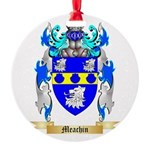 Meachin Round Ornament