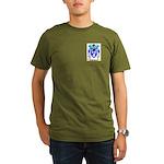 Meachen Organic Men's T-Shirt (dark)