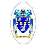 Meachen Sticker (Oval 10 pk)