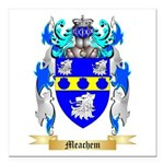 Meachem Square Car Magnet 3