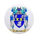 Meachan Round Ornament