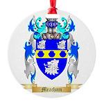 Meacham Round Ornament