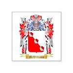 McWilliams Square Sticker 3