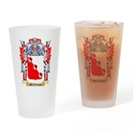 McWilliam Drinking Glass