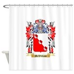McWilliam Shower Curtain