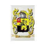 McWhirter Rectangle Magnet (100 pack)
