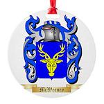 McWeeney Round Ornament
