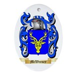 McWeeney Oval Ornament