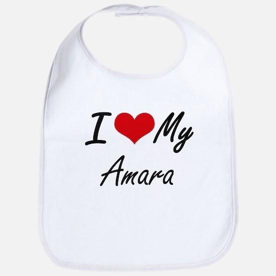 I love my Amara Bib
