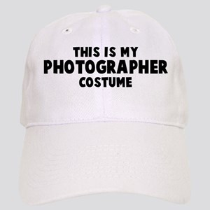 Photographer costume Cap