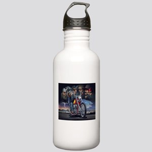 400 years Of Kings Of Stainless Water Bottle 1.0L
