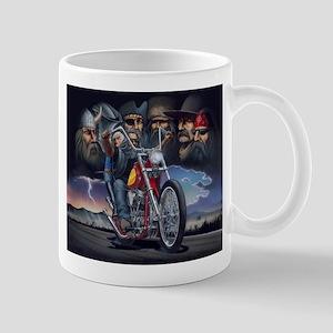 400 years Of Kings Of The Road Mugs
