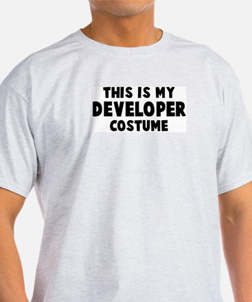 Developer costume T-Shirt