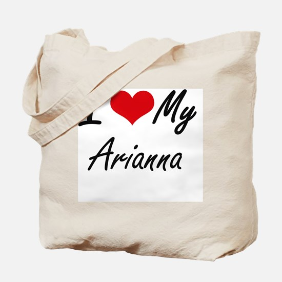 I love my Arianna Tote Bag