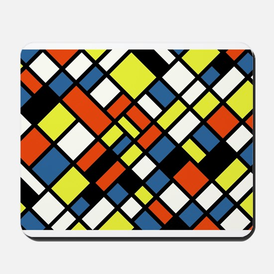 PRIMARY COLORS Mousepad
