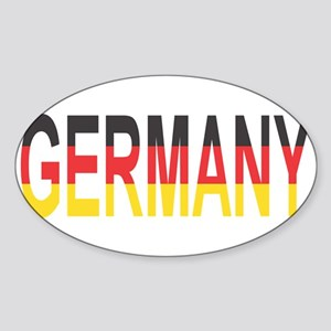 GERMANY Sticker