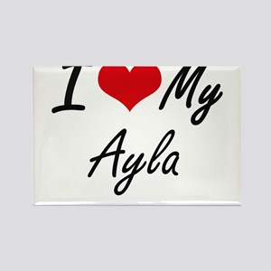I love my Ayla Magnets