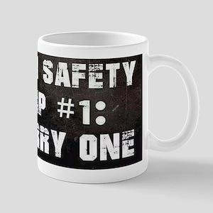 GUN SAFETY TIP Mugs