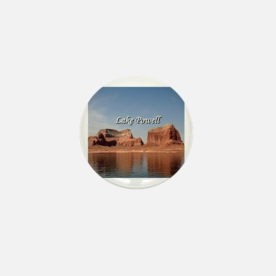 Cute Glen canyon Mini Button