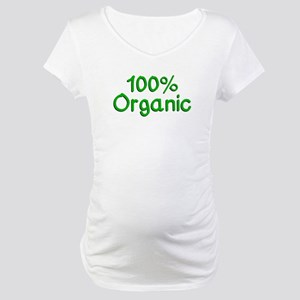 100 % Organic Maternity T-Shirt