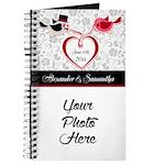 Custom Wedding Keepsake Journal