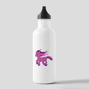 glitter pony Stainless Water Bottle 1.0L