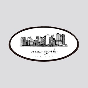 New York City Skyline Patch