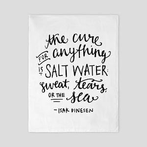 Salt Water Cure Twin Duvet