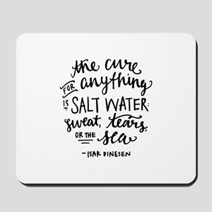 Salt Water Cure Mousepad