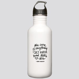 Salt Water Cure Stainless Water Bottle 1.0L