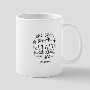 Salt Water Cure Mugs