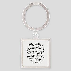 Salt Water Cure Keychains