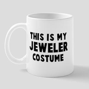 Jeweler costume Mug