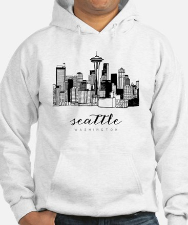 Unique Seattle Hoodie