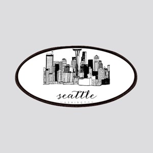 Seattle Skyline Patch