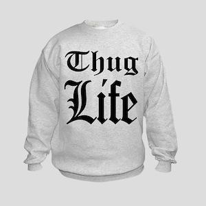 THUG LIFE | THUGLIFE Kids Sweatshirt