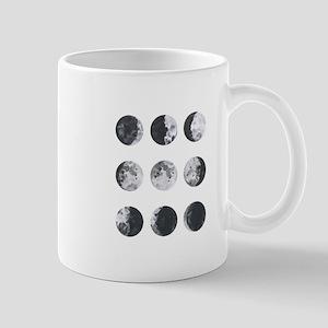 Moon Phases Mugs