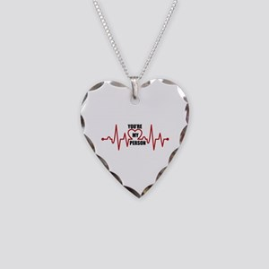 Grey's Anatomy My Person Necklace Heart Charm