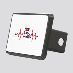 Grey's Anatomy My Person Rectangular Hitch Cover