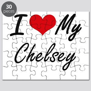 I love my Chelsey Puzzle