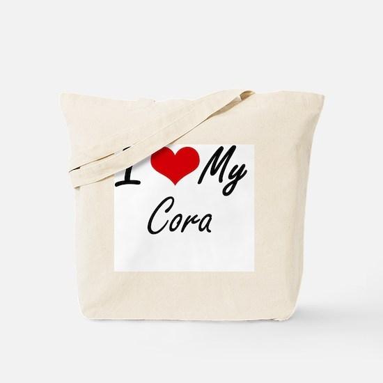 I love my Cora Tote Bag